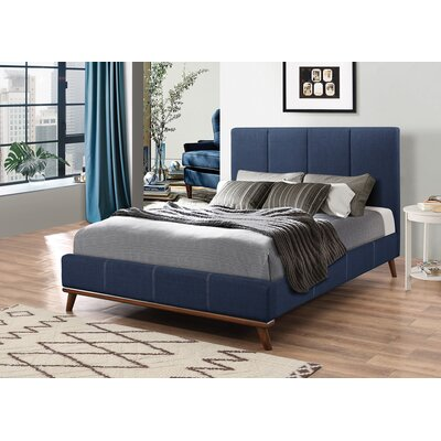Gilligan Upholstered Panel Bed Size: Eastern King