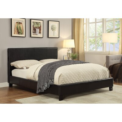 Morningside Drive Upholstered Panel Bed Size: Full