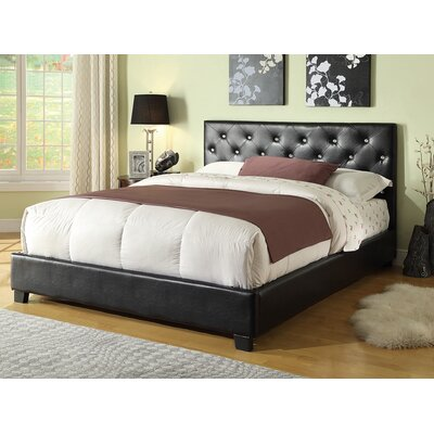 Kulik Upholstered Panel Bed Size: Queen