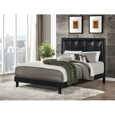 Morones Upholstered Panel Bed Size: Eastern King