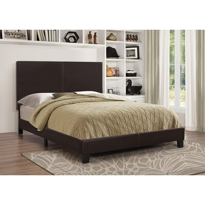 Winans Upholstered Panel Bed Size: Twin