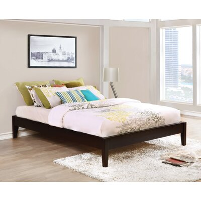 Normand Platform Bed Size: Twin