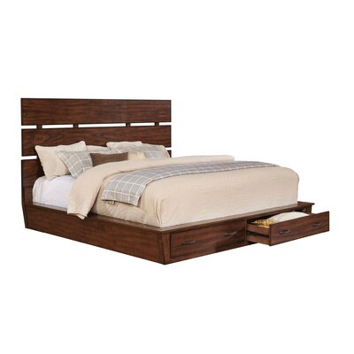 Reich Storage Panel Bed Size: Eastern King