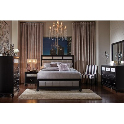 Lawlor Upholstered Storage Panel Bed Size: California King