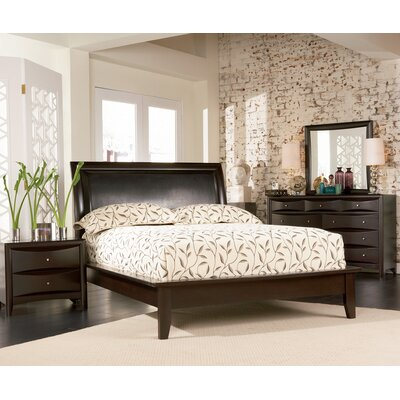Croxton Upholstered Storage Platform Bed Size: Eastern King