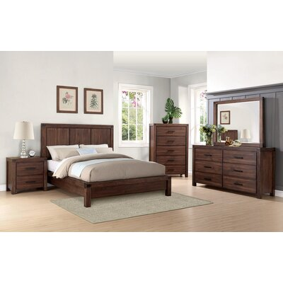 Reichenbach Storage Platform Bed Size: Californa King