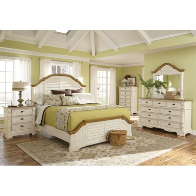 Kinchen Storage Panel Bed Size: Eastern King