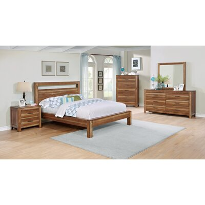 Point Arena Storage Platform Bed Size: Eastern King