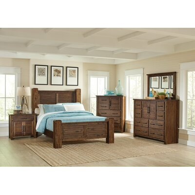 Reider Panel Bed Size: Eastern King