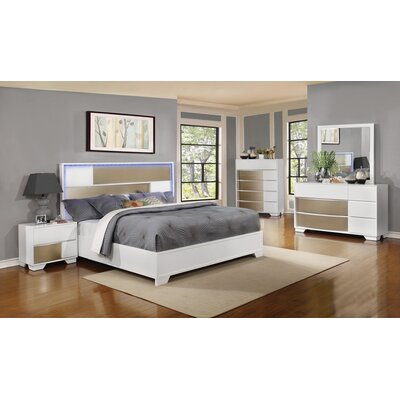Reedy Platform Bed Size: Eastern King