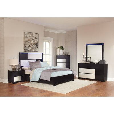 Lauber Platform Bed Size: California King