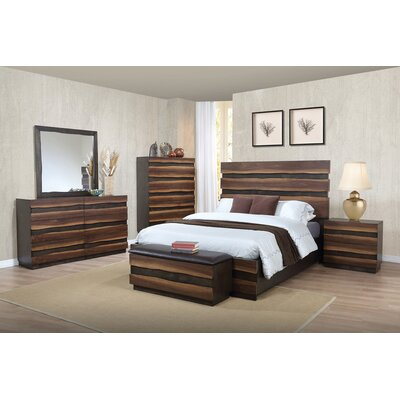 Polegate Platform Bed Size: Eastern King