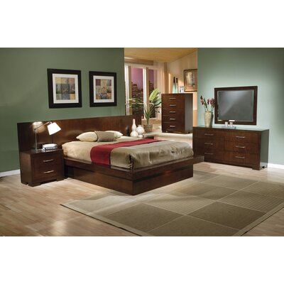 Polkton Platform Bed Size: Queen