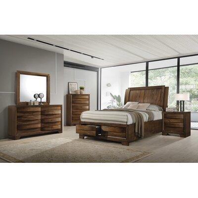 Nalley Storage Platform Bed Size: Eastern King