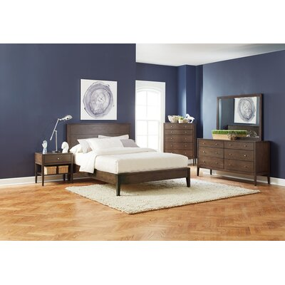 Granillo Storage Platform Bed Size: California King
