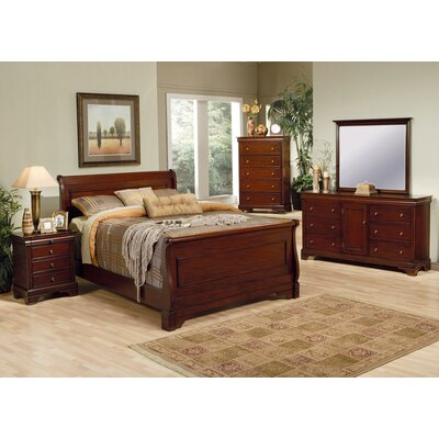 Shirlene Sleigh Bed Size: Eastern King