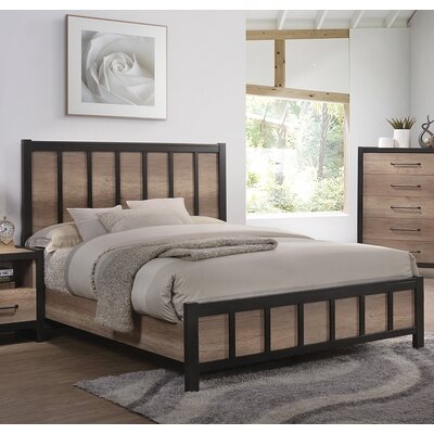 Washam Panel Bed Size: King