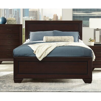 Fannin Panel Bed Size: California King