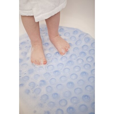 Jelly Bath Mat Color: Blue