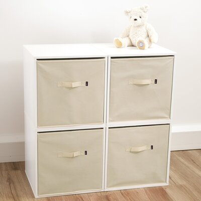 Practical Toy Box B6047WHIONE