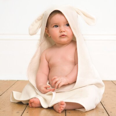 Bunny Hooded Bath Towel