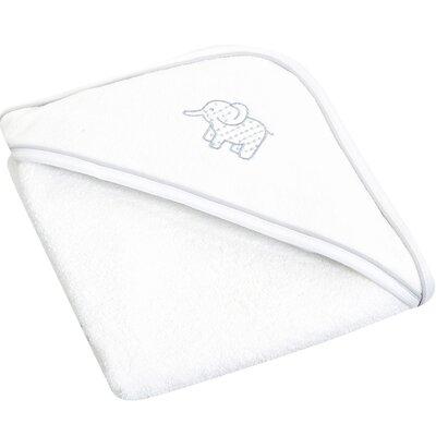 Elephant Bath Towel Color: Gray