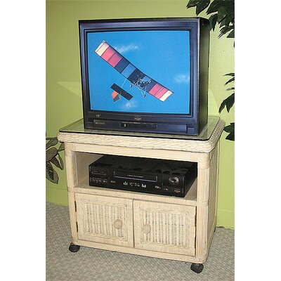 Pavilion 29 TV Stand Color: Whitewash