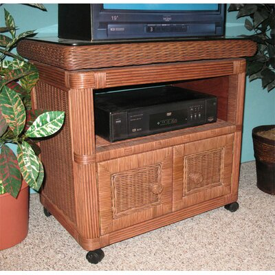 Pavilion 29 TV Stand Color: Teawash Brown