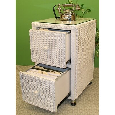 2-Drawer Mobile Vertical File SFC-W