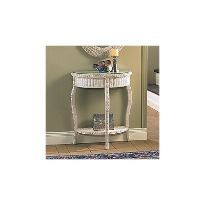 Charleston Console Table Finish: White Wash