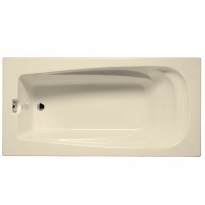 Fairfield 60 x 32 Air Bathtub Color: Biscuit