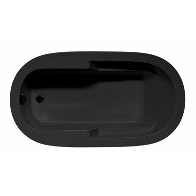 Marco 66 x 42 Air/Whirlpool Bathtub Color: Black