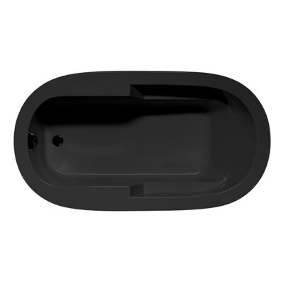 Marco 66 x 42 Whirlpool Color: Black
