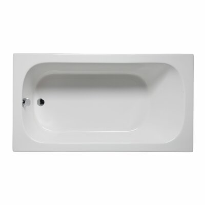 Sanibel 60 x 30 Air Bathtub Color: White