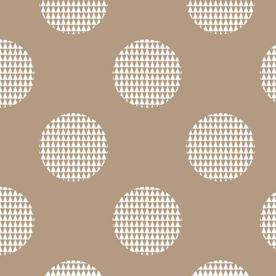 Dot Fabric Color: Light Brown Solid