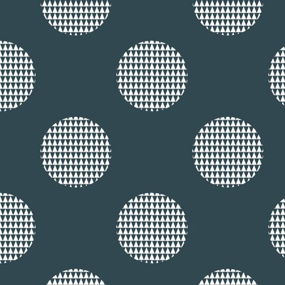 Dot Fabric Color: Teal