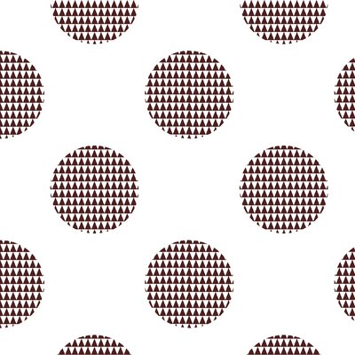 Dot Fabric Color: Maroon