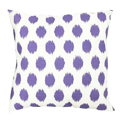 Ikat Throw Pillow