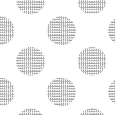 Dot Fabric Color: Gray