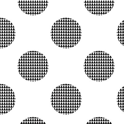 Dot Fabric Color: Black
