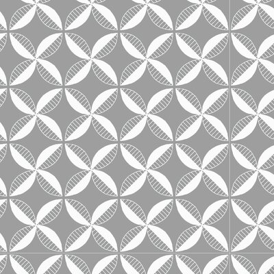 Pinwheel Fabric Color: Gray