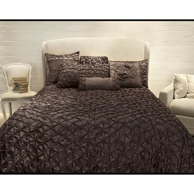 Style B Frisson Bed Skirt Size: Queen