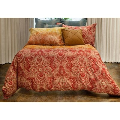 Curry Duvet Cover Set Size: Twin