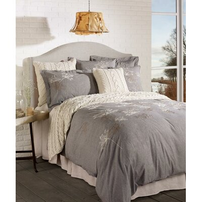 Quinoa Duvet Cover Set Size: Double/Queen