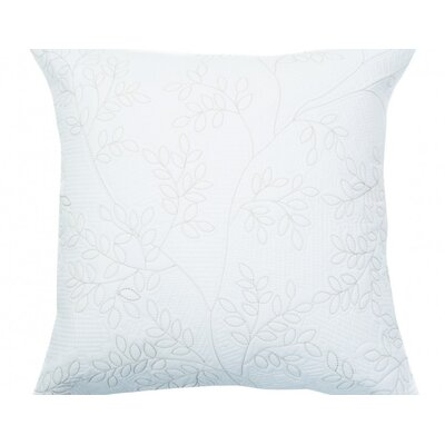 Elegant Cotton Throw Pillow
