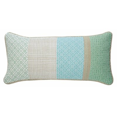 Seaport Cotton Lumbar Pillow