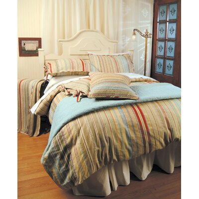 Tristan Reversible Quilt Set Size: Double/Queen