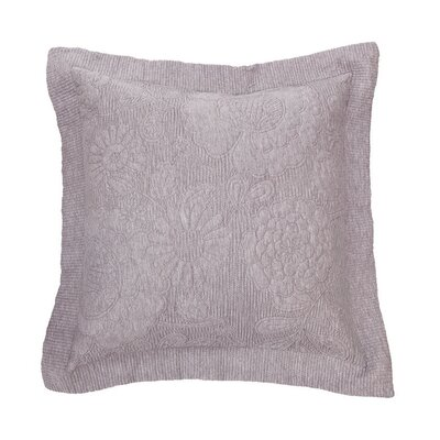 Motel Cotton Throw Pillow