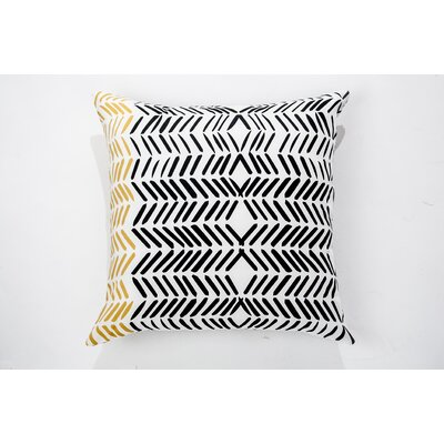 Tattoo Cotton Throw Pillow