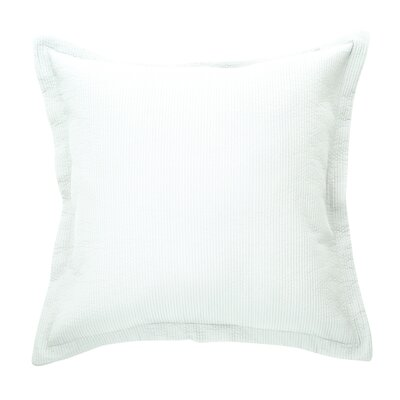Bungalow Microfiber Throw Pillow Color: White